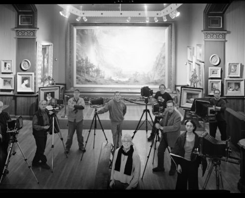 St. Johnsbury Athenaeum Large Format Photography Project