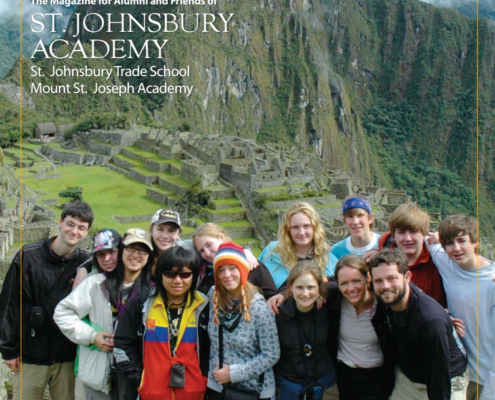 St. Johnsbury Academy Hilltopper Magazine